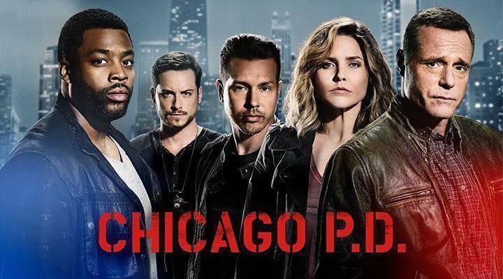 Presentación de la tercera temporada de 'Chicago P.D.' en Calle 13
