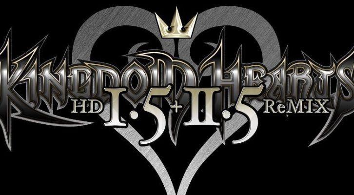 Ya disponible 'Kingdom Hearts HD 1.5 + 2.5 ReMIX'