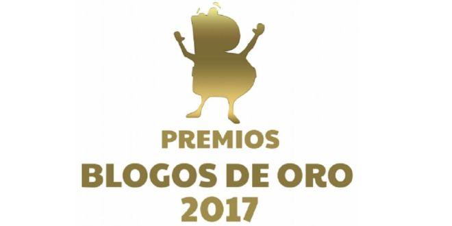 Nominados a los Blogos de Oro 2017