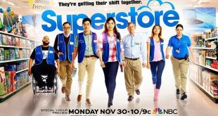 'Supestore' se estrena en Comedy Central