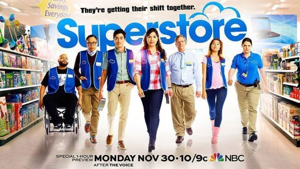 'Superstore' se estrena en Comedy Central