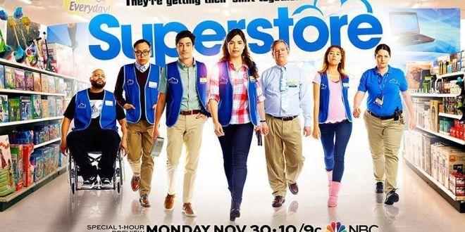 'Supestore' se estrena en Comedy Central
