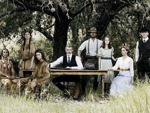 Pierce Brosnan vuelve a la televisión con 'The Son' (AMC)