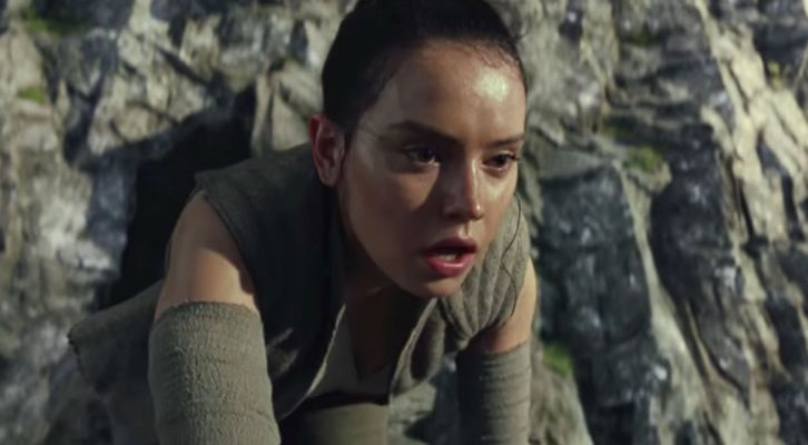 Tráiler de 'The Last Jedi' (Episodio VII)