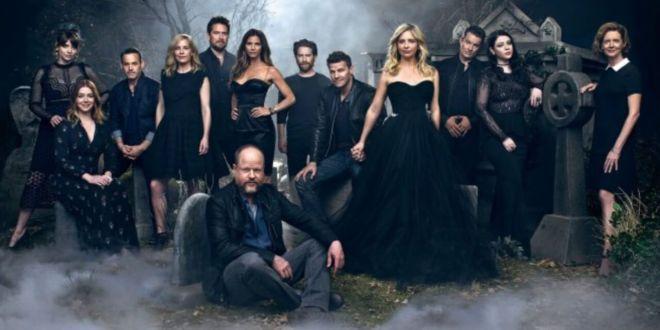el cast de 'Buffy' se reune