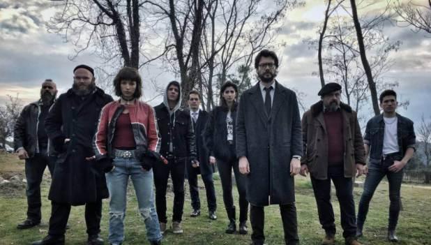 Crítica de 'La casa de papel' (Antena 3)