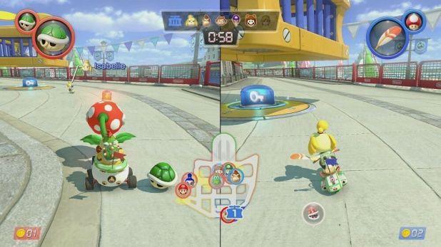 Mario Kart 8 Deluxe Elrincon3