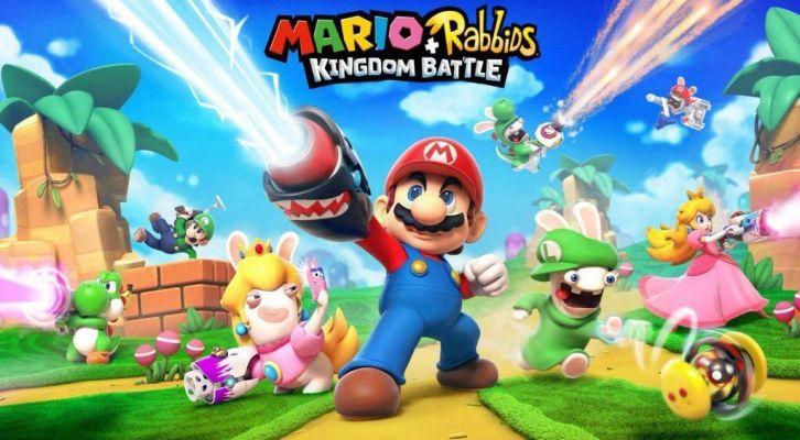 Se filtra 'Mario + Rabbids Kingdom Battle', el secreto peor guardado de Nintendo y Ubisfot