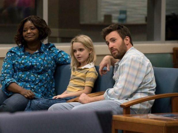 Un don excepcional con Chris Evans, Octavia Spencer y Mckenna Grace
