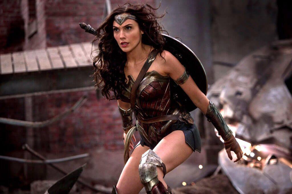 'Wonder Woman' recauda 223 millones su primer fin de semana