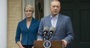 Quinta temporada de 'House of Cards'