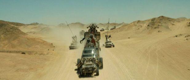Mad Max antes de los efectos especiales