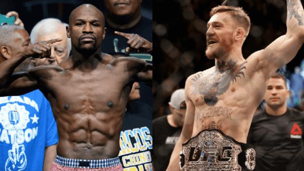 El combate del siglo entre Mayweather y McGregor