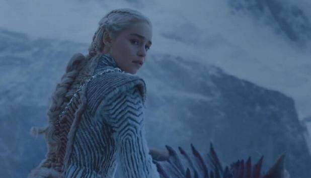 Juego de tronos 7x06 - Daenerys