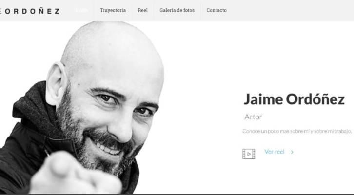 Jaime Ordóñez recibe el Premio Canopus de Oro del Festival Internacional de Cine de Fuengirola