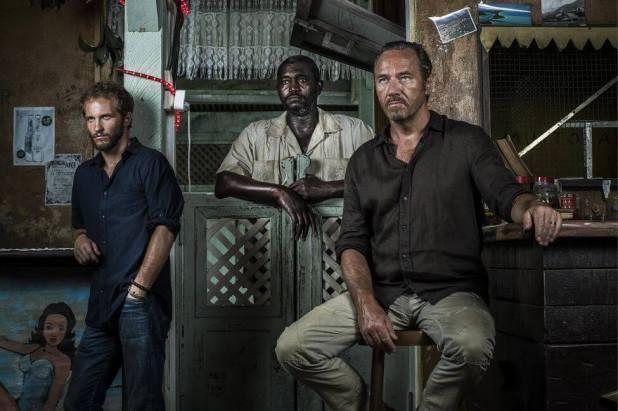AMC en Spoiler Fest 2017: 'Oro' y 'Halt and Catch Fire'