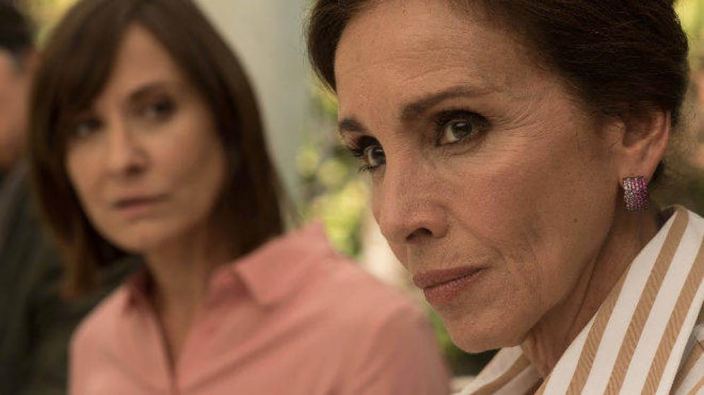 Ana Belén es la protagonista de la serie española 'Traición'