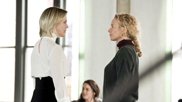 Katja Riemann e Ingrid Bolsø Berdal protagonizan Olvídate de Nick