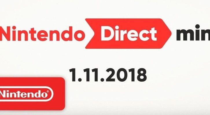 Nintendo Direct Mini - Todos Los Anuncios