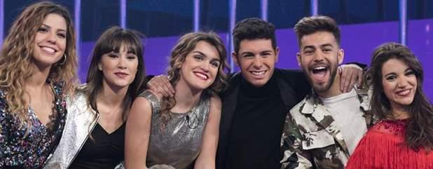Tu canción, Lo Malo y Arde, finalistas para Eurovisión 2018