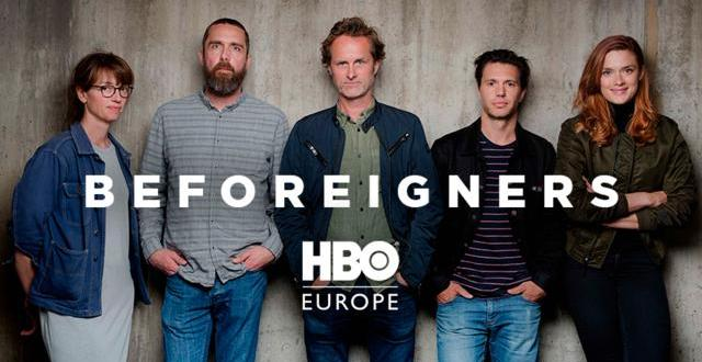 Beforeigners, nueva serie original HBO Europe