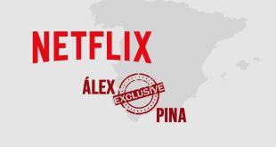 Alex pina netflix