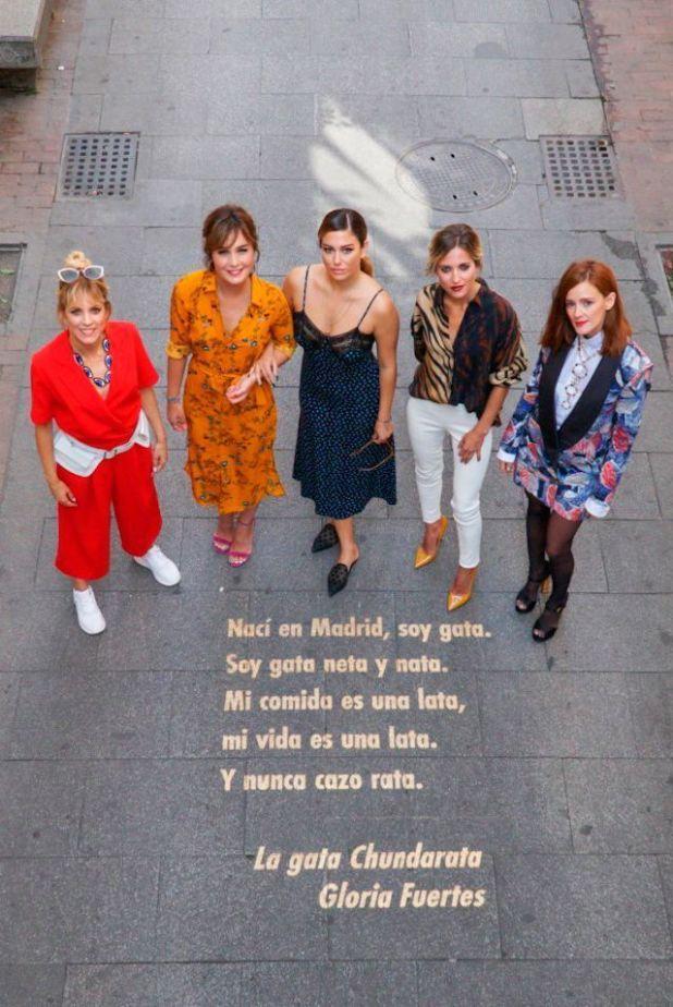Tercera temporada de Las chicas del cable (Netflix)