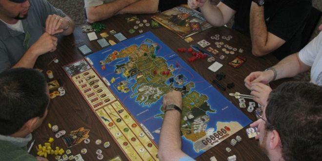 'Juego de tronos' llega a la mesa