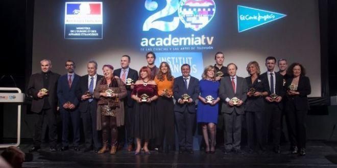 La Academia de Televisión entrega los Premios Talento 2018