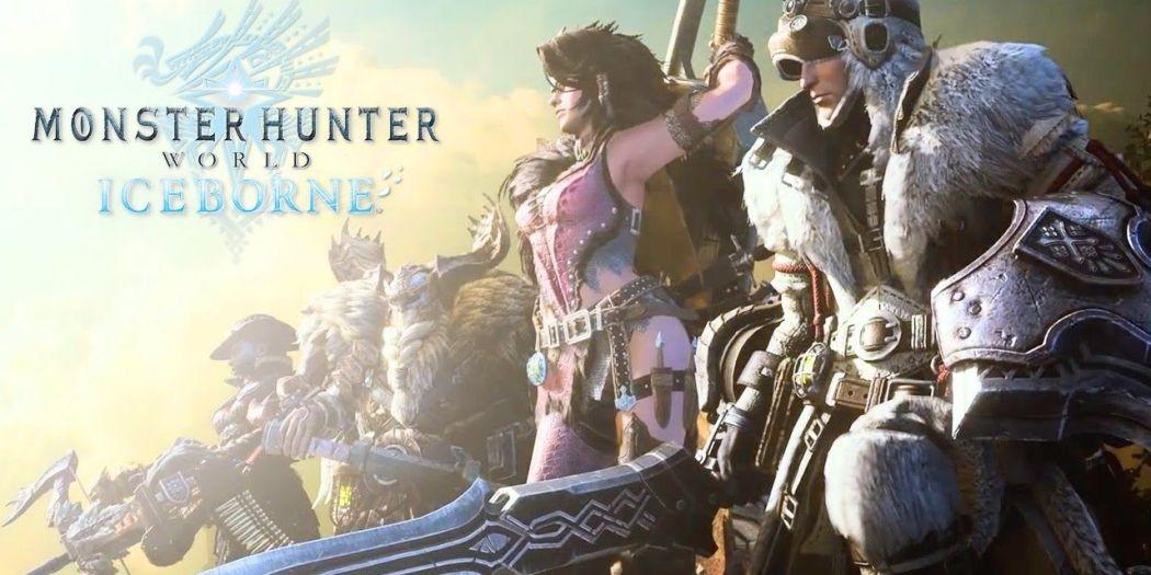 CAPCOM anuncia 'Monster Hunter World: Iceborne'™