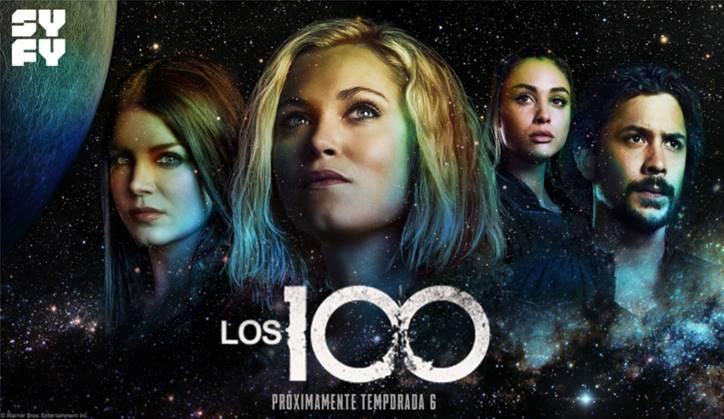 Estreno de la sexta temporada de 'The 100' en Syfy