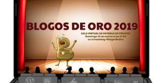 Nominaciones finales Blogos de Oro 2019