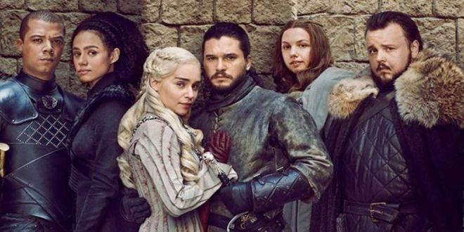 'Juego de tronos' es la serie más vista en el streaming español