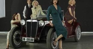 Netflix estrena la cuarta temporada 'Las chicas del cable'