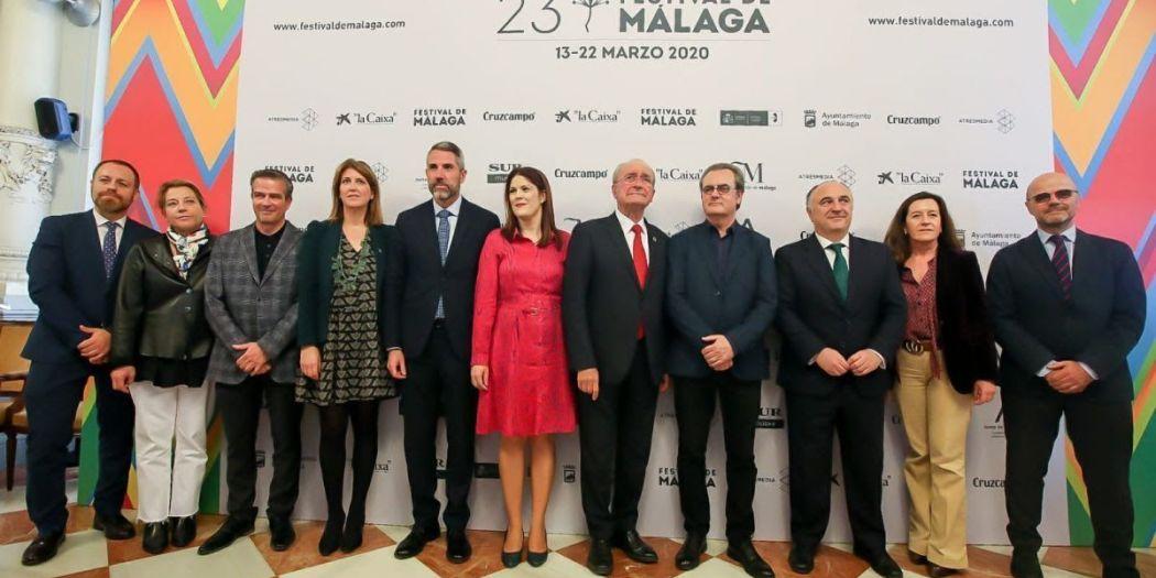 Festival de Málaga presenta los contenidos de su 23 edición