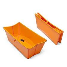Flexi bath naranja