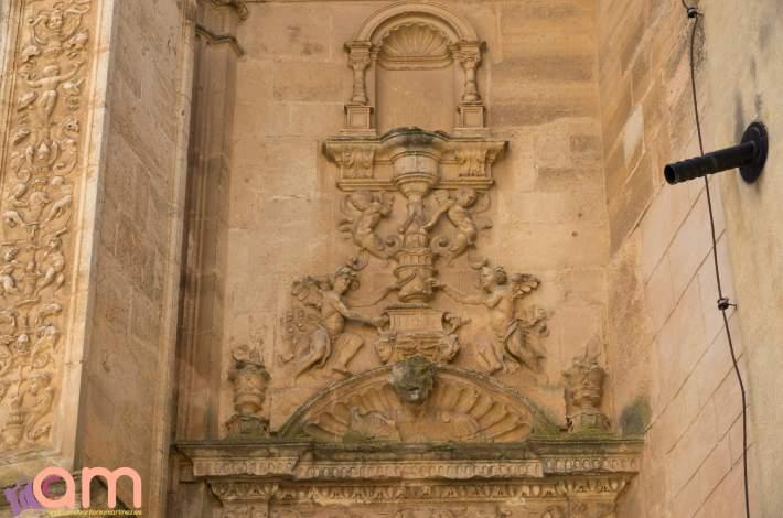 Chinchilla-Iglesia de Santa María del Salvador-Exterior-14-2