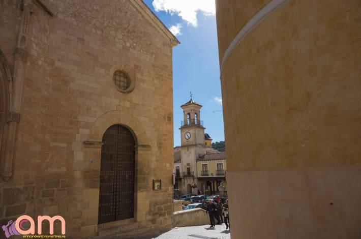 Chinchilla-Iglesia de Santa María del Salvador-Exterior-14