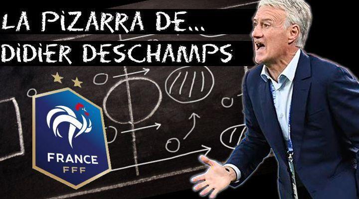 Personaliza tu Fifa 20 como… Didier Deschamps y la Selección de Francia 2018