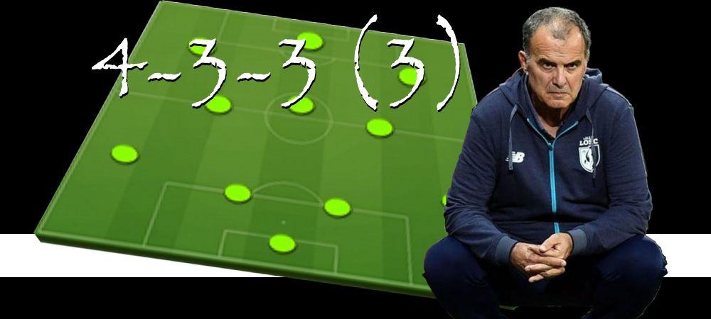 Táctica 4-3-3 (3)… Actualizamos la Guía de Tácticas y Formaciones Personalizadas Fifa 21