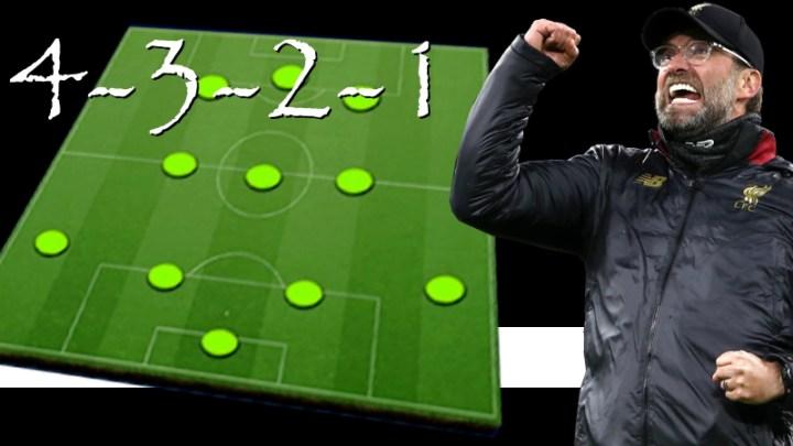 Táctica 4-3-2-1… Actualizamos la Guía de Tácticas y Formaciones Personalizadas Fifa 21