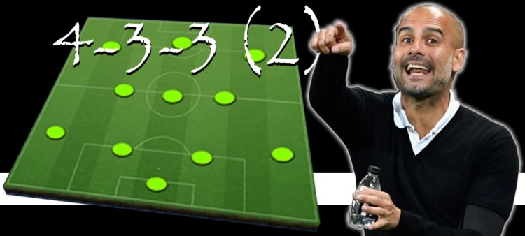 Táctica 4-3-3 (2). Cabecera