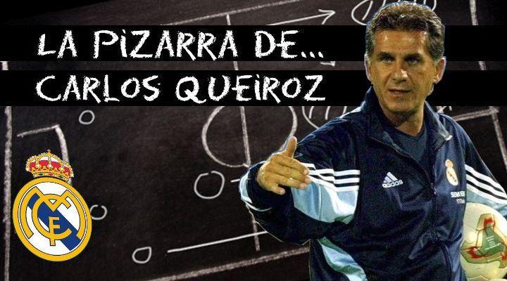 Queiroz y el Real Madrid de los Galácticos 2003-04… Personaliza tu Fifa 20