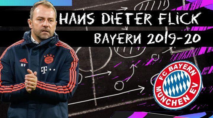 Personaliza Fifa 20 como… Hans Dieter Flick y el Bayern de Munich 2020