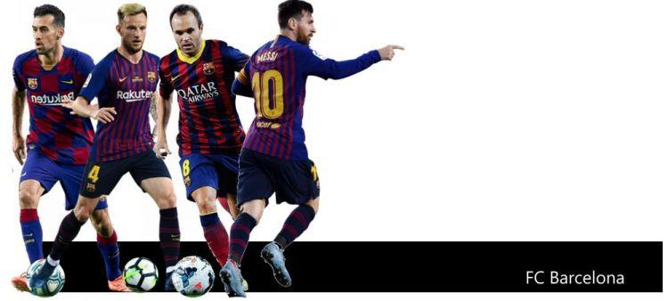 4-1-2-1-2 Rombo Cerrado Barcelona