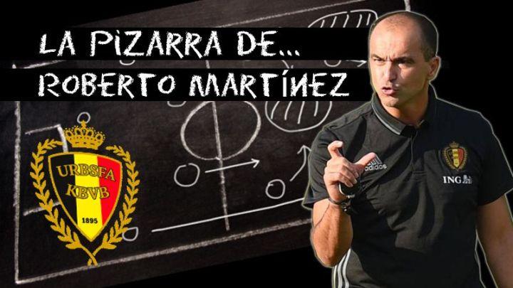 Roberto Martínez y Bélgica 2018… Personaliza tu Fifa 21
