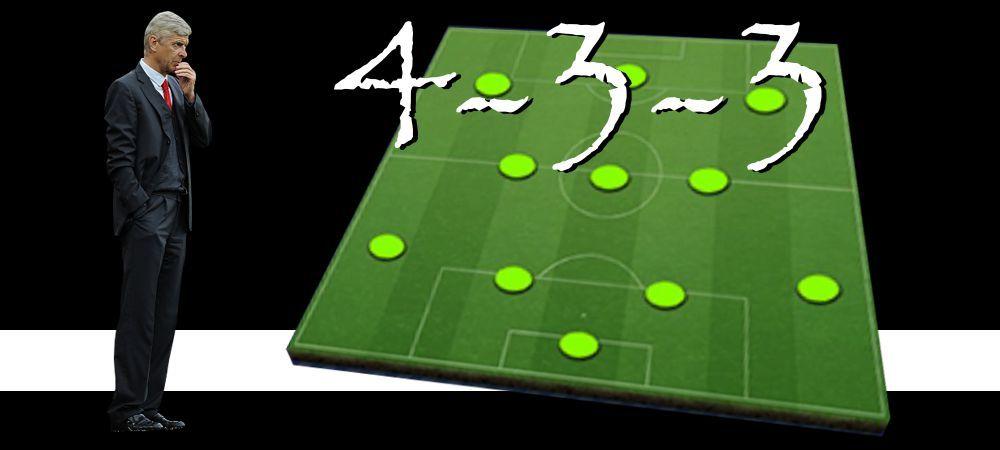Táctica 4-3-3… Actualizamos la Guía de Tácticas y Formaciones Personalizadas Fifa 21