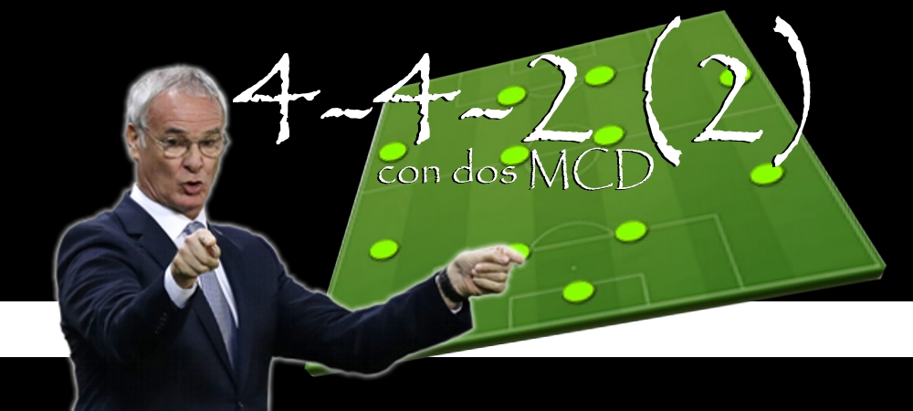 Táctica 4-4-2 (2)… Actualizamos la Guía de Tácticas y Formaciones Personalizadas Fifa 21