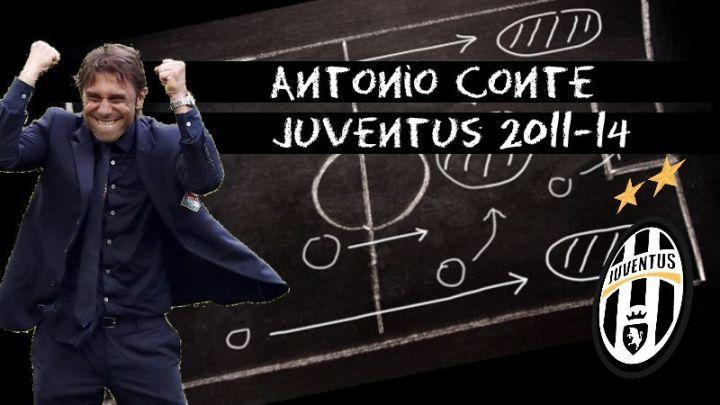 Antonio Conte y la Juventus 2011-14… Personaliza tu Fifa 21