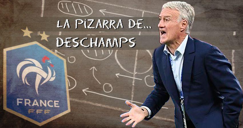 Deschamps y la Selección de Francia 2018… Personaliza tu Fifa 21